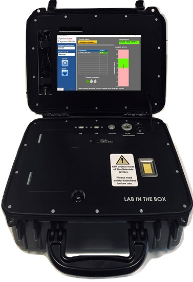 Portable spectrometer for Portable spectrometers portfolio, including fame analyser, oil condition monitoring, oil in wastewater analyser. Contact Spectrolytic to buy spectrometer online.