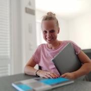New employee – Aleksandra – She will do a great job